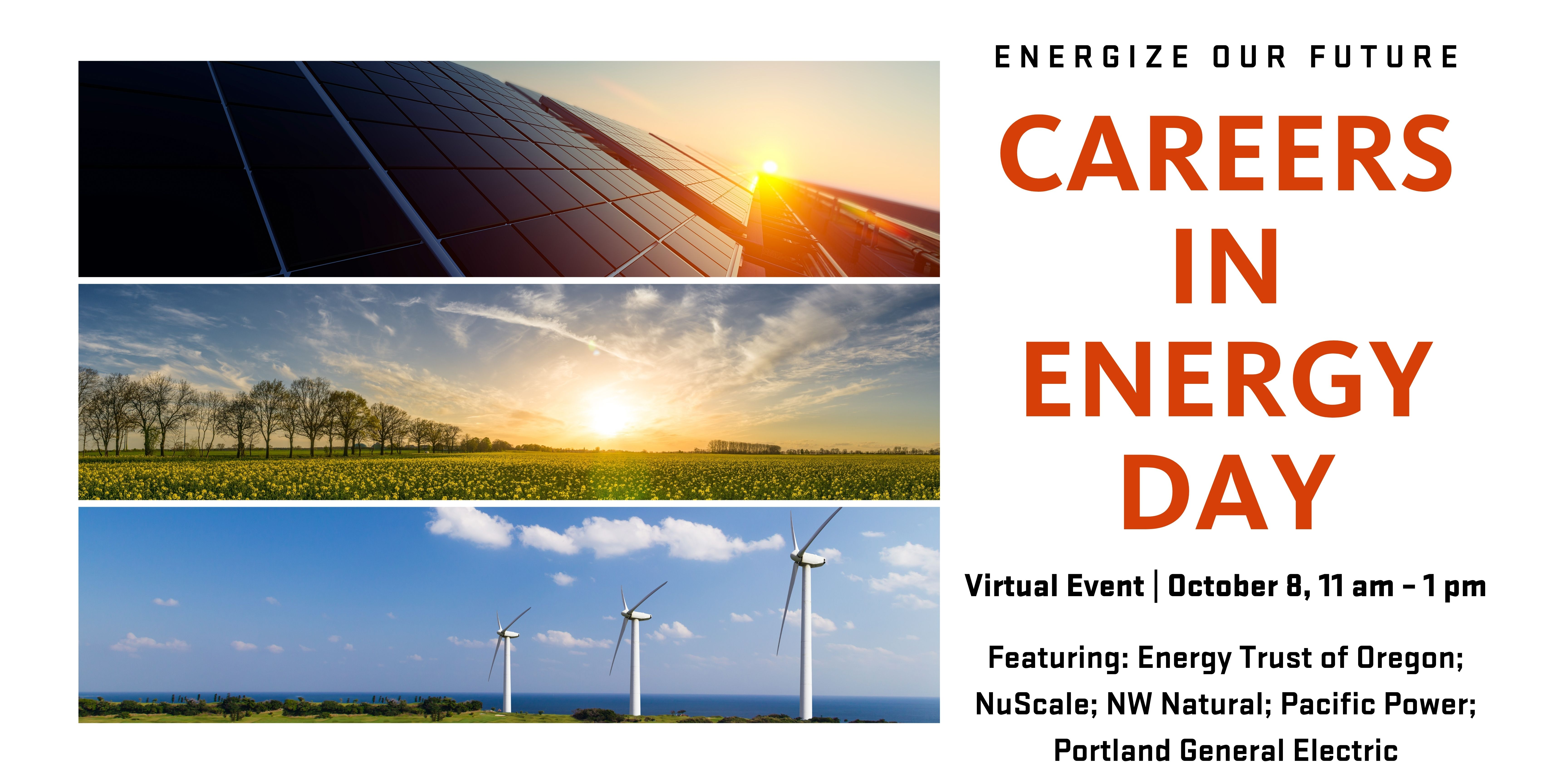 careers in energy day